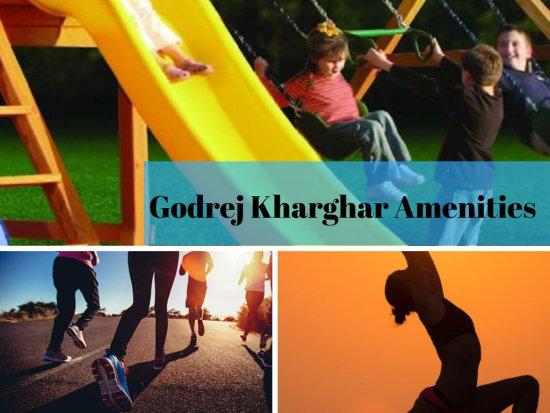 Godrej Kharghar Amenities